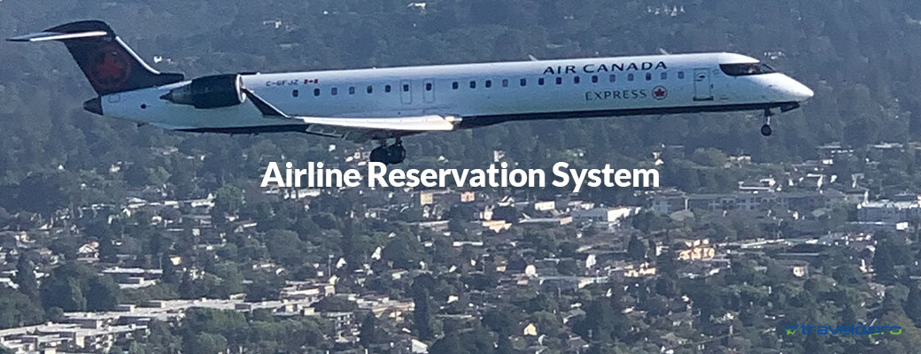 GDS-flight-booking-system