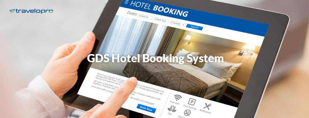GDS Hotel Booking System