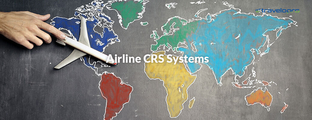 Airline CRS System
