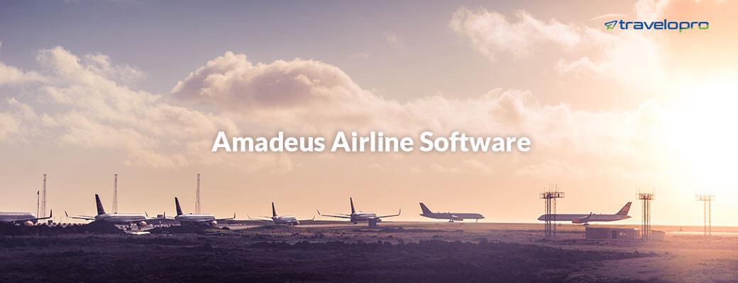 Amadeus Airline Software