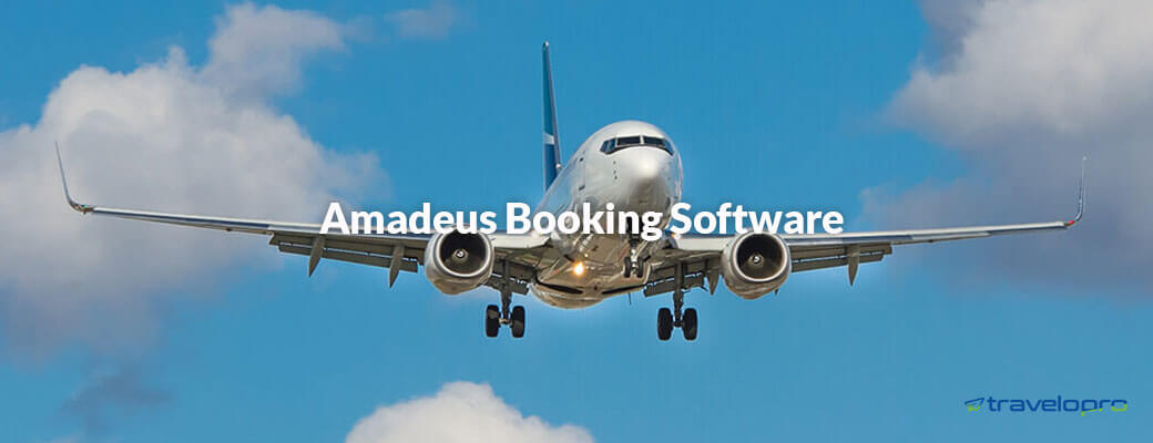 Amadeus Booking Software