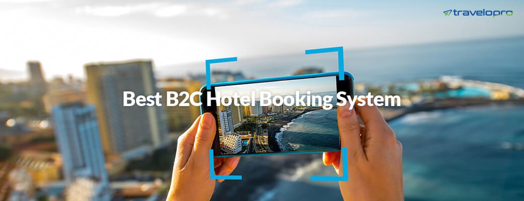 B2C Booking Engine
