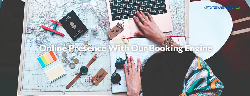 Booking Engine Software