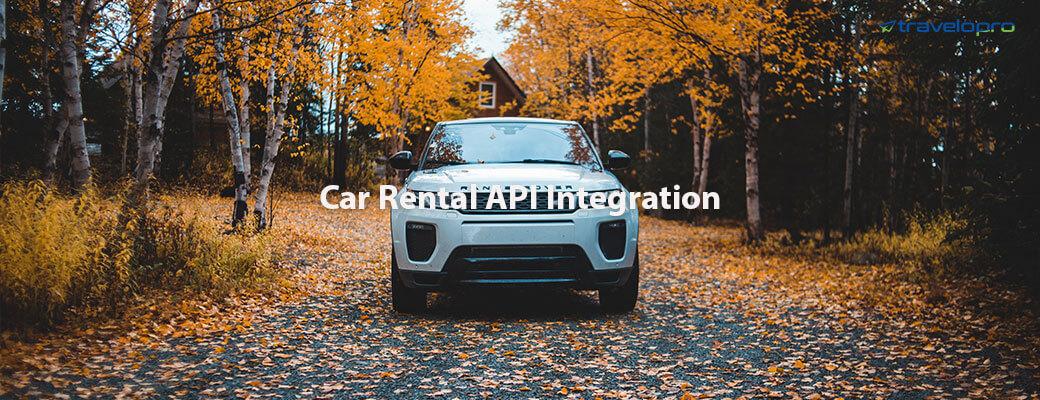 Car Rental API Integration