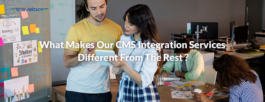 Benefits of CMS Integrations