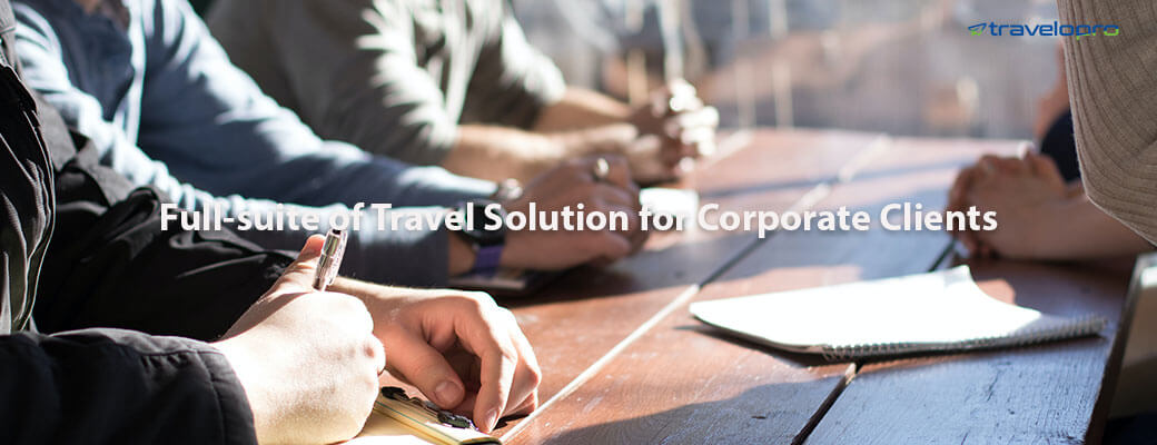 Corporate Travel Booking