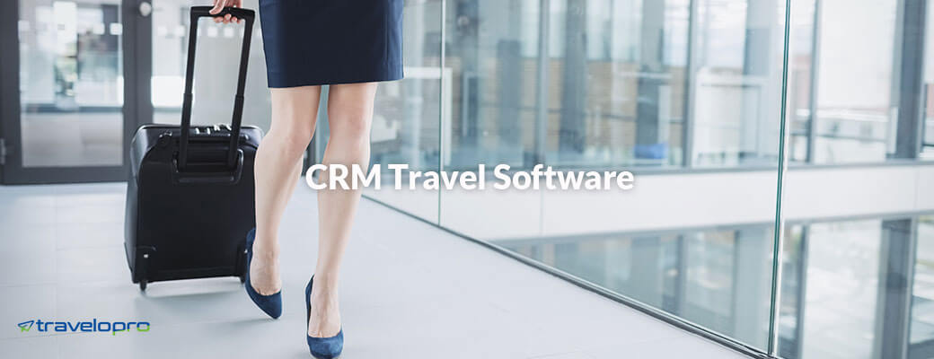 Travel CRM Software