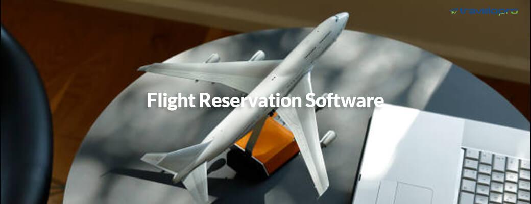Flight-booking-engine-development