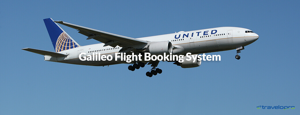 Galileo-booking-system