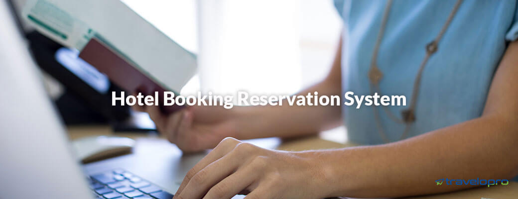 Hotel Booking reservation System
