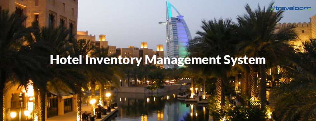 Hotel Inventory Management System