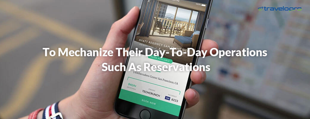 Hotel Reservation Software