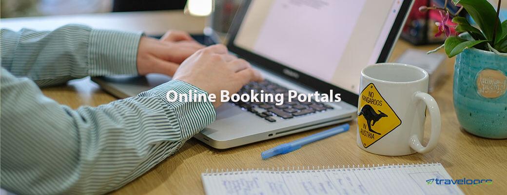 Online booking Portals