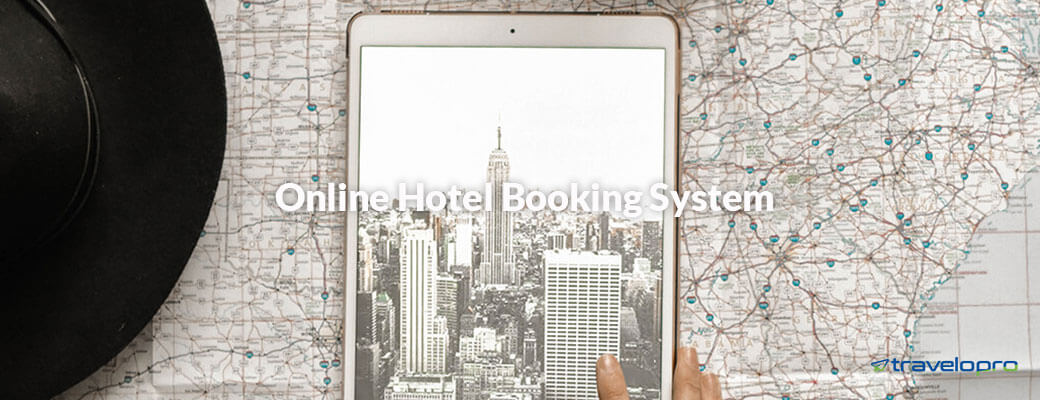 Online Hotel Booking- System