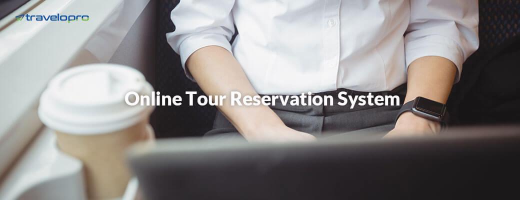 Online Tour Reservation System