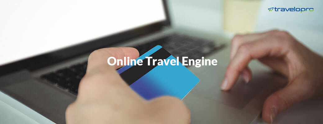Online Travel Booking Engine