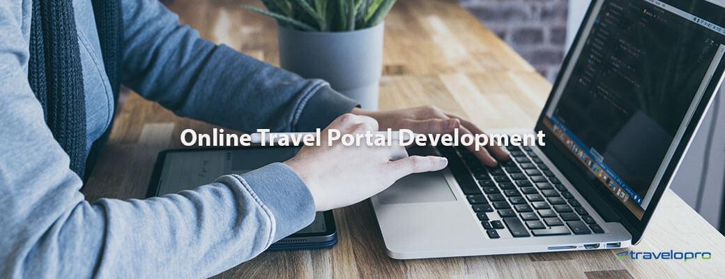 Online Travel Portal Development