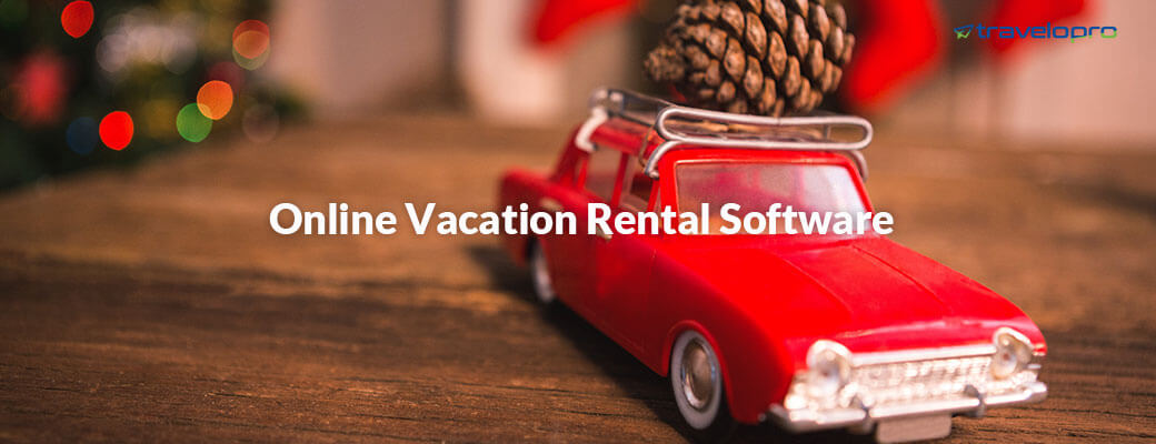 Online Vacation Rental Software