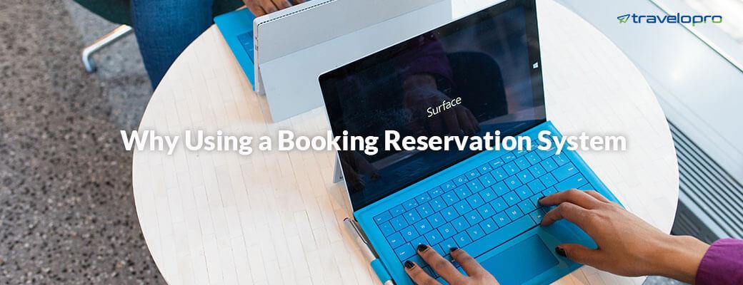 Travel Reservation Software