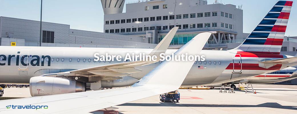 Sabre Flight Booking