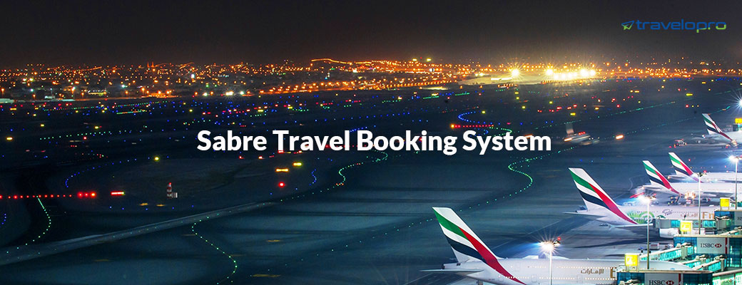 Sabre Travel Booking System