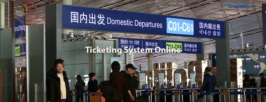 Ticketing System Online