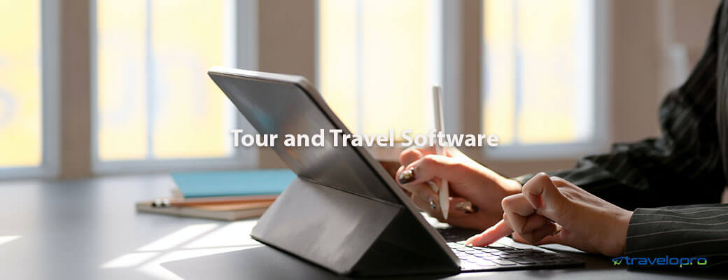 Tour and Travel Software