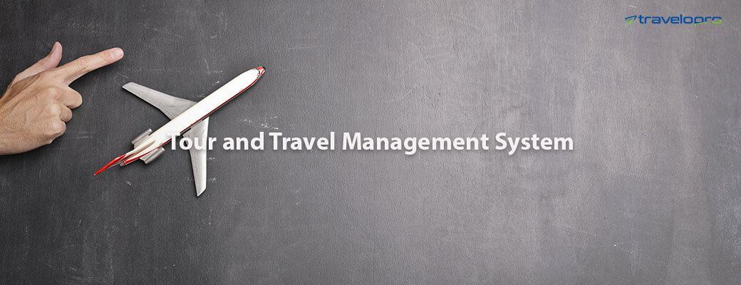 Tour Management System
