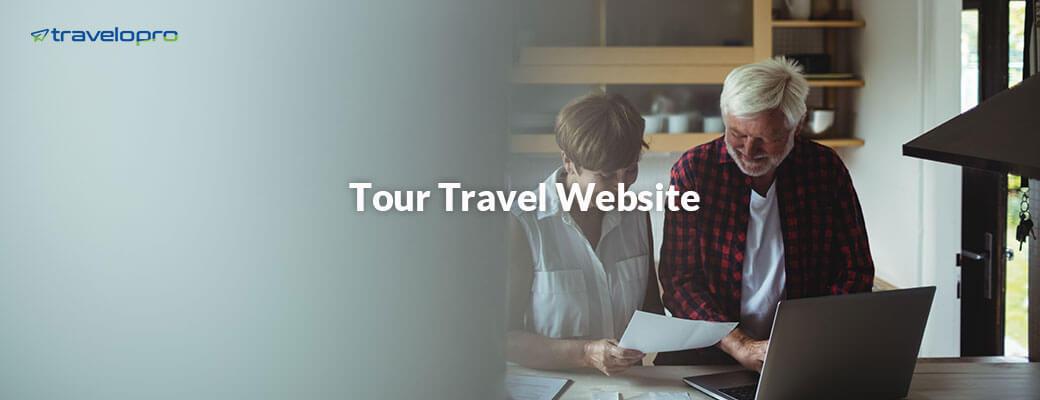 Tour Travel Website