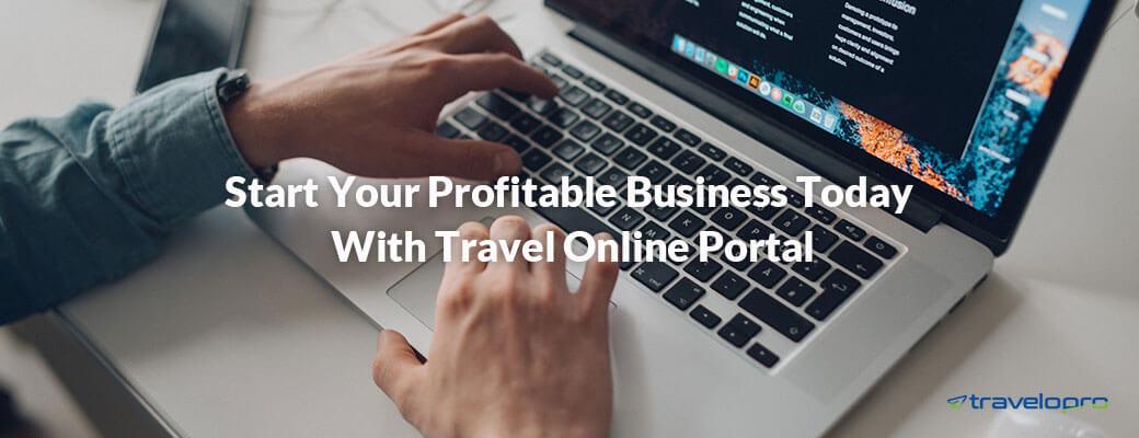 Travel Online Portal