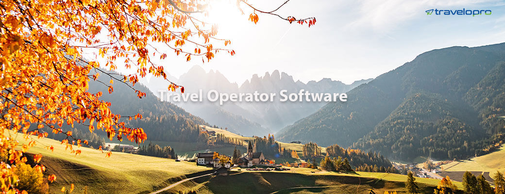 Travel Operator Software