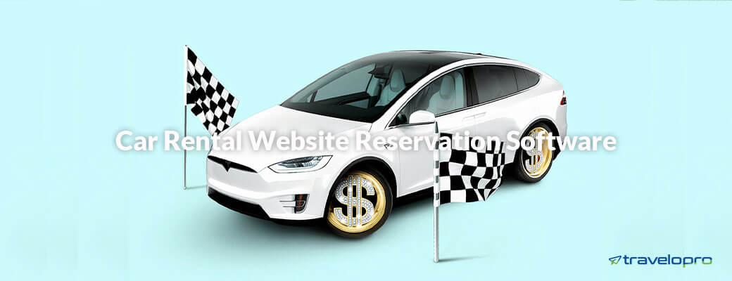 Car Rental Reservation Software