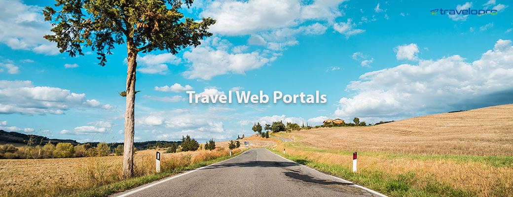 Travel Web Portals